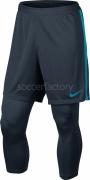Pantalón de Fútbol NIKE Dry Squad 2-IN-1 859910-454