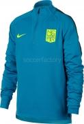Sudadera de Fútbol NIKE Dry Neymar Squad Drill 883106-437