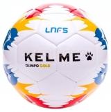 Balón Fútbol Sala de Fútbol KELME Sala LNFS Olimpo Gold Réplica 90157-006