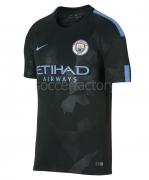 Camiseta de Fútbol NIKE 3ª equipación Manchester City FC 2017-2018 847259-333