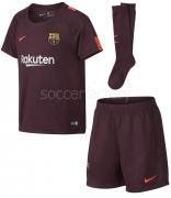 Camiseta de Fútbol NIKE kit 3ª equipación F.C.Barcelona 2017-2018 847353-683