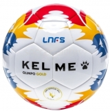 Balón Fútbol Sala de Fútbol KELME Sala LNFS Olimpo Gold 90155-006