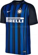 Camiseta de Fútbol NIKE 1ª Equipación Inter Milán 2017-2018 847274-011