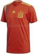 Camiseta de Fútbol ADIDAS 1ª Equipación España 2018 CX5355
