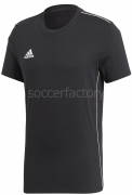 Camiseta de Fútbol ADIDAS Core 18 Tee Cotton CE9063