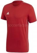 Camiseta de Fútbol ADIDAS Core 18 Tee Cotton CV3982