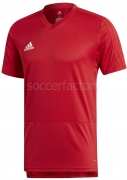 Camiseta de Fútbol ADIDAS Condivo 18 TR CG0353