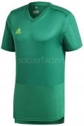 Camiseta de Fútbol ADIDAS Condivo 18 TR CG0358