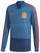 Suéter de Fútbol ADIDAS España 2018 CE8820