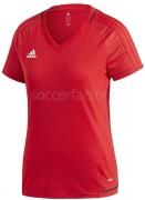 Camiseta de Fútbol ADIDAS Tiro 17 Women BP8560