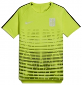 Camiseta de Fútbol NIKE Neymar Dry Squad 890800-702