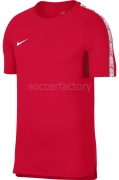 Camiseta de Fútbol NIKE Breathe Squad Football Top 859850-608