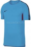 Camiseta de Fútbol NIKE Breathe Squad Football Top 859850-434