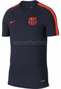 Camiseta de Fútbol NIKE F.C. Barcelona 2017-2018 Breathe Squad  943178-452