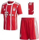 Camiseta de Fútbol ADIDAS Mini Kit 1ª Equipación Bayern Múnich 2017-2018 AZ7951