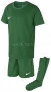 Equipación de Fútbol NIKE Park Kit Set K Junior AH5487-302