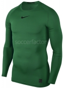 de Fútbol NIKE Pro Top Compression Crew  838077-302
