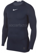 de Fútbol NIKE Pro Top Compression Crew  838077-451