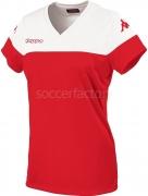 Camiseta Mujer de Fútbol KAPPA Mareta 304INA0-906