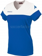 Camiseta Mujer de Fútbol KAPPA Mareta 304INA0-907