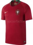 Camiseta de Fútbol NIKE 1ª Equipación Portugal 2018  893877-687