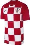 Camiseta de Fútbol NIKE 1ª Equipación Croacia 2018 893865-657