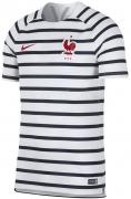 Camiseta de Fútbol NIKE Francia Dry Squad  2018  893358-100
