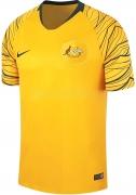 Camiseta de Fútbol NIKE 1ª Equipación Australia 2018 893852-739