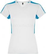 Camiseta Mujer de Fútbol ROLY Suzuka Woman 6657-0112