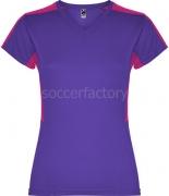 Camiseta Mujer de Fútbol ROLY Suzuka Woman 6657-6378