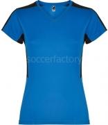 Camiseta Mujer de Fútbol ROLY Suzuka Woman 6657-0502