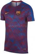 Camiseta de Fútbol NIKE FC Barcelona Dry Squad 928046-658