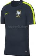 Camiseta de Fútbol NIKE Breathe Brasil CBF 893278-454