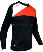 Camisa de Portero de Fútbol FUTSAL Capri 5028NERO
