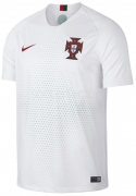 Camiseta de Fútbol NIKE Breathe Portugal Away Stadium 893876-100