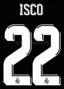 de Fútbol VARIOS Nombre y Número Oficial NNOFICIAL