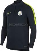 Sudadera de Fútbol NIKE Dry Manchester City FC Squad 894318-475