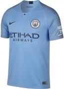 Camiseta de Fútbol NIKE 1ª Equipación Manchester City FC 2018-19 894431-489
