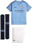 Camiseta de Fútbol NIKE Kit 1ª Equipación Manchester City FC 2018-19 894480-489
