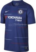 Camiseta de Fútbol NIKE 1ª Equipación Chelsea FC 2018-19 919009-496