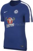 Camiseta de Fútbol NIKE Chelsea FC 2018-19 Entrenamiento 919957-496