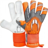 Guante de Portero de Fútbol HOSOCCER SSG Supremo Kontakt Evolution Orange 051.0666