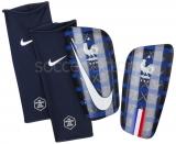 Espinillera de Fútbol NIKE FFF Mercurial Lite Francia SP2125-451