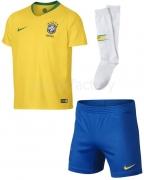 Camiseta de Fútbol NIKE Breathe Brasil CBF Home 894037-749