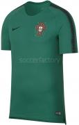 Camiseta de Fútbol NIKE Portugal Breathe Squad 893285-348