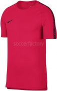 Camiseta de Fútbol NIKE Breathe Squad Football Top 859850-653