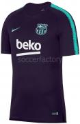Camiseta de Fútbol NIKE FC Barcelona 2018-19 Entrenamiento 894294-525