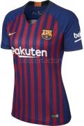 Camiseta de Fútbol NIKE 1ª Equipación FC Barcelona 2018-19 Woman 894447-456