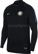 Sudadera de Fútbol NIKE Dry Inter Milan Squad 914004-010