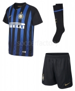 Camiseta de Fútbol NIKE Kit 1ª Equipación Inter Milan 2018-19 919310-011